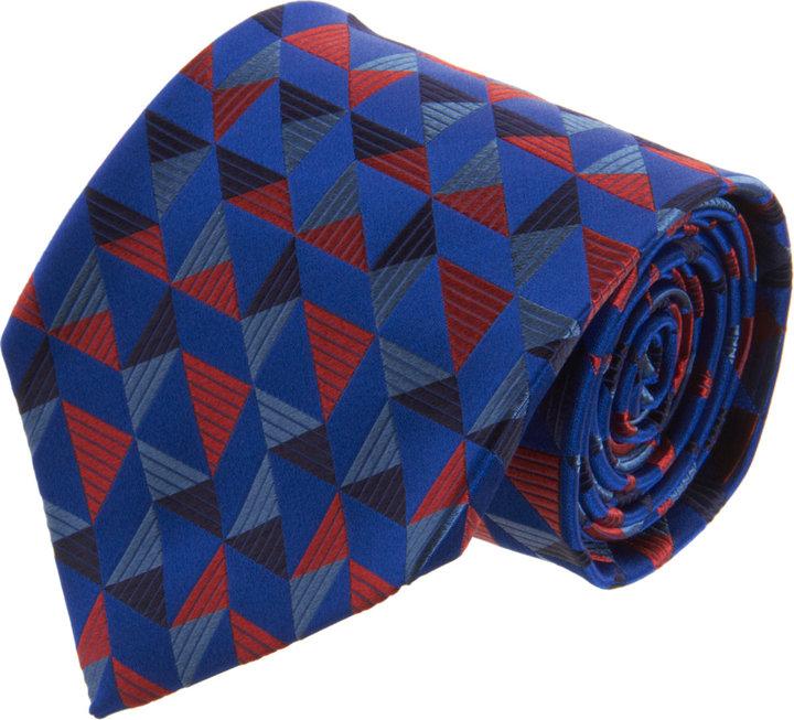 Duchamp Polygon Passion Tie