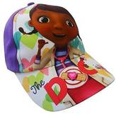 Toddler Girls' Doc McStuffins Baseball Hat - Purple
