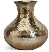 Marks and Spencer Short Hammered Vase