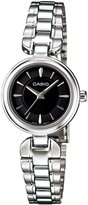 Casio Women's Core LTP1353D-1A Stainless-Steel Quartz Watch