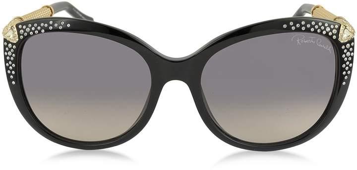 Roberto Cavalli TANIA 979S Acetate and Crystals Women's Sunglasses