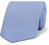 Van Heusen Houndstooth Check Tie