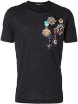 Dolce & Gabbana medals print T-shirt