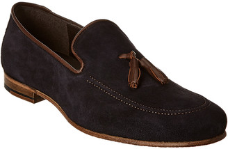 Nettleton Shoes Valencia 2 Suede Loafer