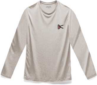 District Vision Tadasana Performance Long Sleeve Graphic Tee