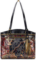 Patricia Nash Provencal Escape Poppy Medium Tote