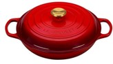 Le Creuset Gold Knob Collection 3 3/4 Quart Braiser