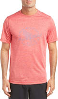 New Balance Short Sleeve Graphic Heather Tech T-Shirt