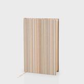 Paul Smith Signature Stripe Hardback Linen Pocket Notebook