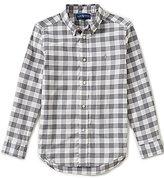 Ralph Lauren Little Boys 2T-7 Long-Sleeve Check Performance Oxford Shirt