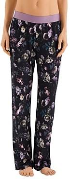 Hanro Ami Floral Cotton Pajama Pants
