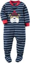 Carter's Boys 1 Pc Fleece 347g155