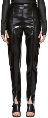 Kwaidan Editions Black Sharp Slim Leg Trousers