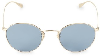 Oliver Peoples Coleridge 50MM Round Sunglasses