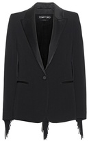 Tom Ford Fringed Tuxedo Jacket