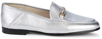 Sam Edelman Loraine Metallic Leather Loafers