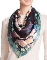 Echo Winter Blooms Silk Scarf - 100% Bloomingdale's Exclusive