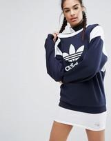 adidas Tokyo Color Block Trefoil Sweatshirt