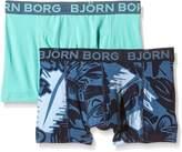 Bjorn Borg Men's 2-Pack Oasis Boxer Brief