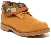 Timberland Basic Roll Top Camo Boot