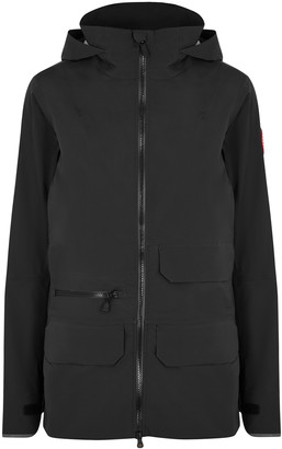 Canada Goose Pacifica black Tri-Durance shell jacket