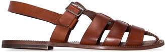 Grenson Quincy gladiator-style sandals