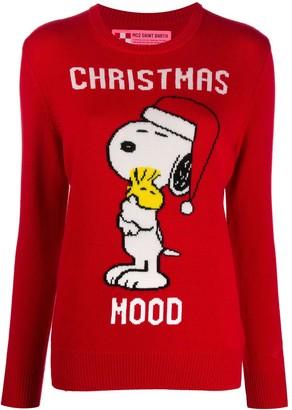 MC2 Saint Barth Christmas Mood jumper