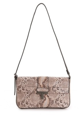 Tahari Leather Shoulder Bag