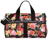Le Sport Sac CR Large Floral Weekender Bag