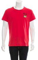 Just Cavalli Logo-Print Crew Neck T-Shirt