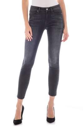 Fidelity Sola High Waist Crop Skinny Jeans