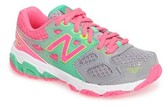 New Balance Girl's 680V3 Sneaker