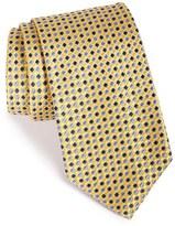 Nordstrom Geo Pattern Silk Tie