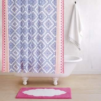 John Robshaw Mitta Shower Curtain