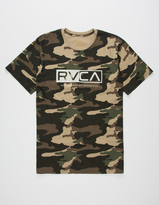 RVCA Allover Camo Mens T-Shirt