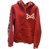 A Bathing Ape Red Cotton Jacket for Women