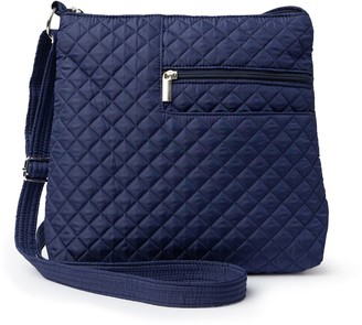 Donna Sharp Wanderlust Becca Quilted Crossbody Bag