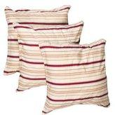 Ralph Lauren Striped European Pillows