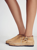 Free People HMH Never Lost Moccasin