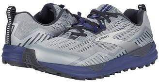 Brooks Cascadia 15 (Black/Raven/Cherry Tomato) Men's Running Shoes