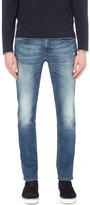 Hugo Boss Slim-fit Mid-rise Jeans