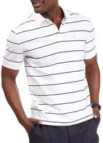 Nautica Stripe Deck Polo Shirt