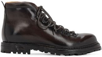 Officine Creative Kontra Leather Boots
