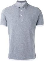 Brunello Cucinelli polo shirt - men - Cotton - L
