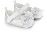 Monsoon Baby Lace Bow Bootie Shoes