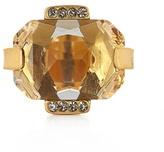 Marni Crystal-embellished ring