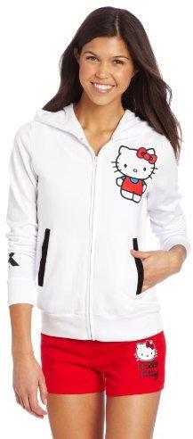 Hello Kitty Women's Hooded Jacket