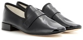 Repetto Michael Patent Leather Loafer