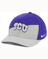 Nike TCU Horned Frogs Verbiage Swoosh Flex Cap