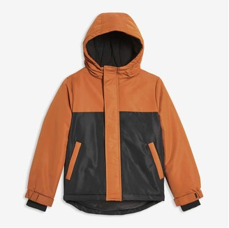 Joe Fresh Kid Boys' Jacket with PrimaLoft, Dark Bronze (Size XL)